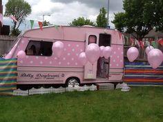 'Alice ' the party caravan