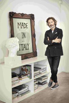 Marco Zambaldo by men's club Old Man Fashion, Male Fashion, Men Wear, Tweed Blazer, Style Me, Husband, Stripes, Fancy, Street Style