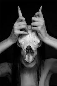 Baphomet, Dark Lord, Nude Photography, Photography Ideas, Animal Heads, Dark Fantasy Art, Animal Skulls, Skull And Bones, Something Beautiful