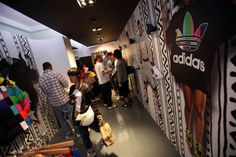 POP-UP! Adidas Originals – Jeremy Scott pop-up store, London