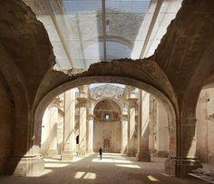 Huge skylight church, Tarragona, 2011 - ferran vizoso | architecture