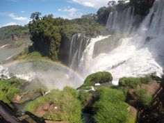 Like every traveler I do have a Top 5 of places I really want to see in my life. One of those were the Cataratas do Iguaçu at the border between Brazil and Argentina. After a 15 hour bus ride from … Bus Ride, Brazil, Waterfall, Explore, Places, Blog, Outdoor, Life, Iguazu Falls