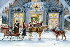 Trisha Romance - Christmas Eve.