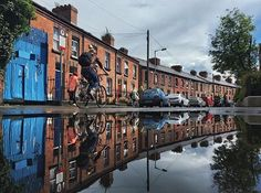 It may have been raining in Dublin again but it was worth it for this pic by @dublinscenes