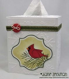 Tissue Box Cover