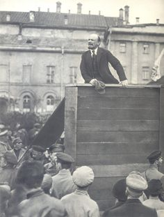 Lenin: communism in Russia