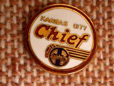 Santa Fe Railroad Kansas City Chief Hat Pin Train Railway Lapel RR Passenger picclick.com