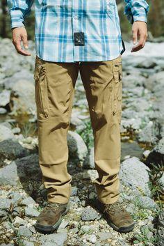 Loving this Camel Willow Creek Cargo Pants - Men's Regular on Cargo Pants Men, Khaki Pants, Dolly Varden, Willow Creek, Outdoor Outfit, Camel, Outdoor Clothing, Clothes, Style