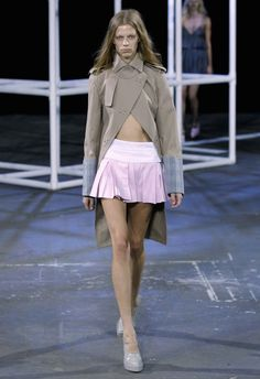 Models' First Runway Shows - Fashionista