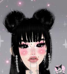 Avatar, Emo Princess, Virtual Girl, Innocent Girl, Black Love Art, Gothic Anime, Alternative Art, Tyler The Creator, Digital Art Girl
