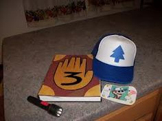 Dipper costume needs....  now to find some mabel stuff