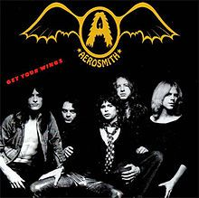 Aerosmith Get Your Wings