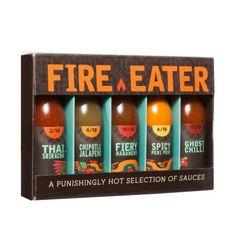 Eat Art Fire Eater   David Jones