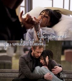 Kenzi and Dyson - I seriously believe Dyson loves Kenzi even if no else thinks it. He just does it secretly.