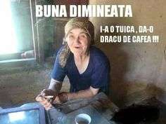 Buna dimineata! Good Morning, Haha, Thoughts, Humor, Memes, Funny, Fictional Characters, Facebook, Good Day