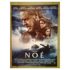 Noé, Cinéma, Film américain, Affiches, version française, Paris, 2014