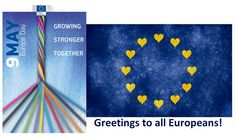 Greetings to all Europeans in their day!