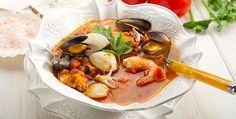 Zuppa di mare - http://www.piccolericette.net/piccolericette/zuppa-di-mare/