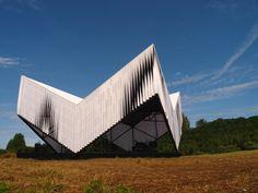 Nature Concert Hall by Didzis Jaunzems Arhitektūra