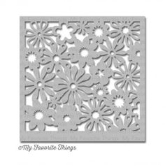 My Favourite Things Mix-Ables Stencils Funky Florals