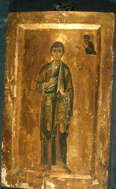edu sinai files original 6603 Byzantine Icons, Byzantine Art, Saint Catherine's Monastery, Vatican Library, Orthodox Icons, Christian Art, Crucifix, Holy Spirit, Catholic