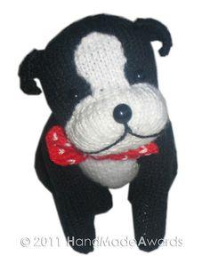 Ravelry: Bob Boston Puppy Dog pattern by Loly Fuertes