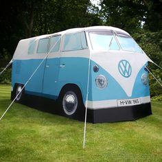 Tenda furgone Volkswagen