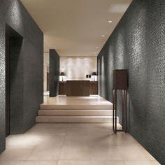 Tiled Hallway Design, Pictures, Remodel, Decor and Ideas