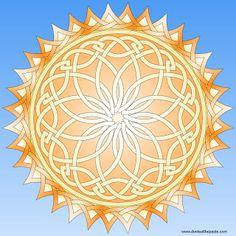 Sun Knotwork