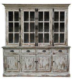 Windsor Hutch Cabinet