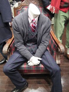 @BrooksBrothers I want this chair