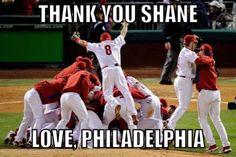 Really gonna miss Shane!!