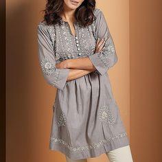 Trisul Embroidered Tunic