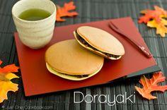 Dorayaki (Japanese Red Bean Pancake)