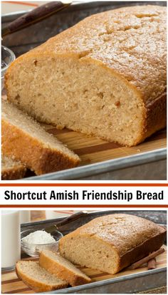 Amish Pound Cake Recipe
