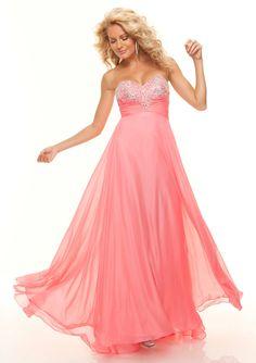 US$149.99 Wholesale A-line Beaded Bodice Empire Chiffon Long Prom Dress Formal Dress/ Evening Dress Parai 93066 from - US.homecomingnightgirl.com