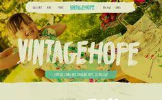 Vintage Hope - Type