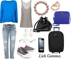 """""""It´s time to travel"""" by lieh-shinning on Polyvore"""