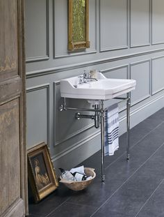 Our basins combine traditional design with modern innovation for your bathroom. Bathroom Basin Taps, Gold Bathroom, Small Bathroom, Master Bathroom, Bathroom Ideas, Green Bathrooms, Washroom, Bathroom Vanities, Traditional Baths