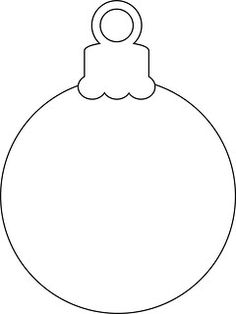 Printable Christmas Ornaments, Free Christmas Printables, Christmas Templates, Christmas Bells, Christmas Activities, Christmas Crafts For Kids, Christmas Colors, Christmas Projects, Holiday Crafts