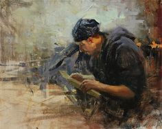 Hsin-Yao Tseng, Impressionist Figurative and Landscape painter, Portrait Painter, Cityscape painter, Award winning artist, represented by Waterhouse Gallery, Santa Barbara, California
