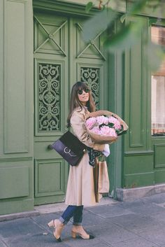 Chloé Bag and it Girl  | Jenny Cipoletti of Margo & Me