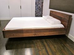 Floating Bed Frame - creditrestore.us