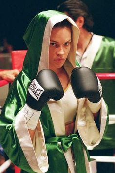 Hilary Swank, eine Schauspielerin mit wahnsinnig vielen Facetten.