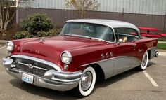 1955 Buick Special -just like my grandpa's