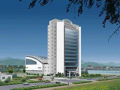 Đại học Woosong-trường đại học áng ngữ tại cửa ngõ Châu Á