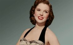Shirley Temple in 1950