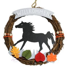 F/ührstrick LiLa Pferd Pferde-Halfter-Set mit gravierten Namensschildern Waldhausen Satin Schwarz