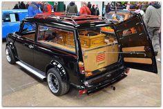 Mini Cooper Classic, Classic Mini, Vans Classic, Mini Countryman, Mini Clubman, Mini Cars For Sale, Mini Copper, Unique Cars, Car Wheels