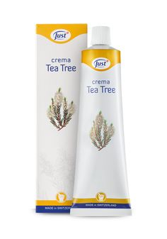 Tea Tree cream Perfect for sensitive, dry, acne prone skin.